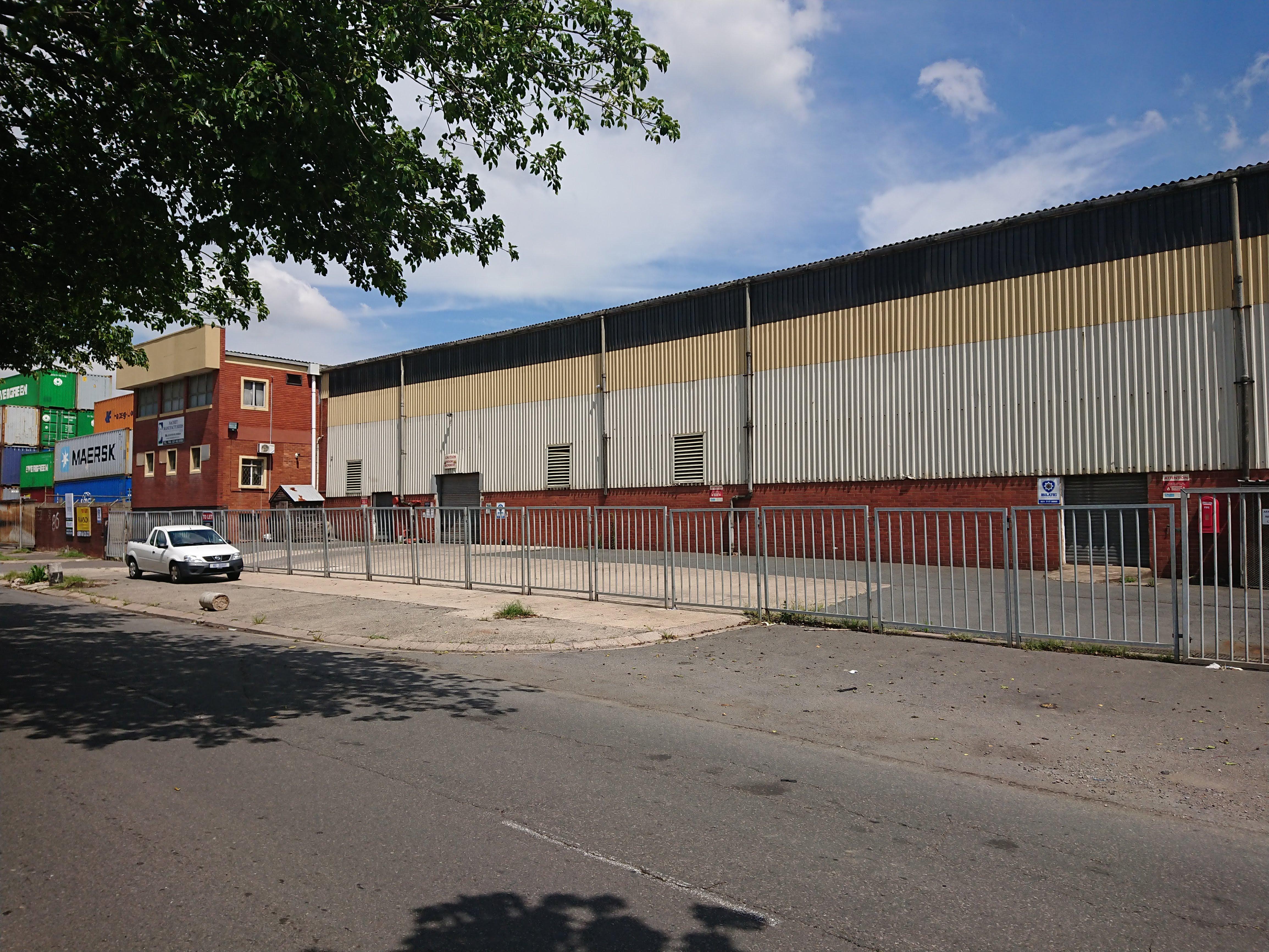 Warehouse to Let Mobeni Jacobs