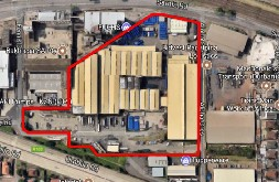 Warehouse to let congella