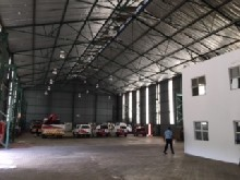 INDUSTRIAL PROPERTY WAREHOUSE TO LET IN RED HILL, DURBAN NORTH