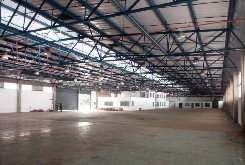 New Germany Warehouse factory to let