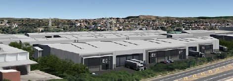 mount edgecombe industrial logistics