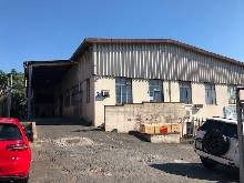 Factory to let 1500m2 with 600 Amps