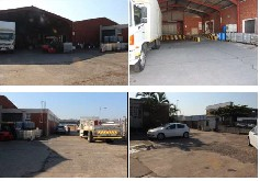 Industrial warehouse for sale in Durban