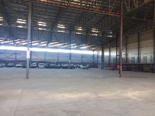 dube trade port warehousing