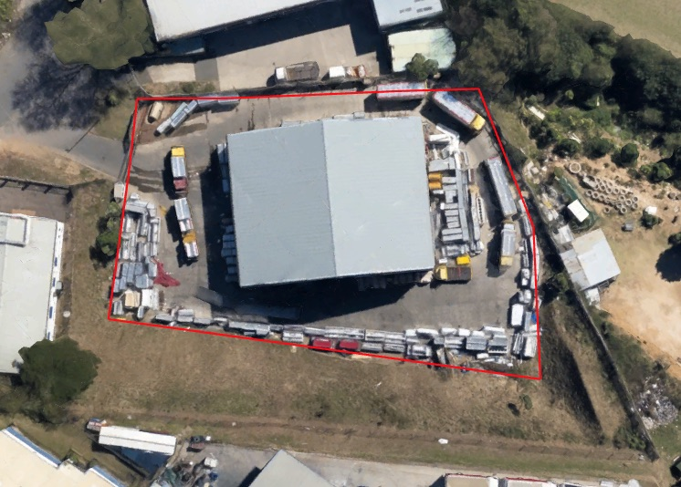 Warehouse, Westmead, yard, super links