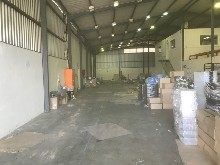 1022m2 Warehouse in Mahogany ridge