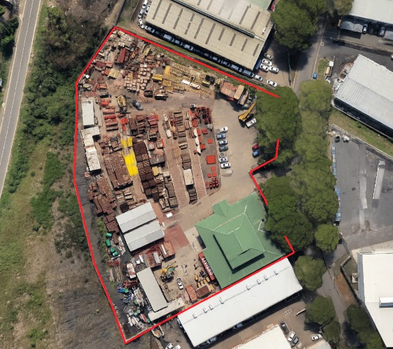 Yard, Riverhorse, Briardene, Logistics, Construction
