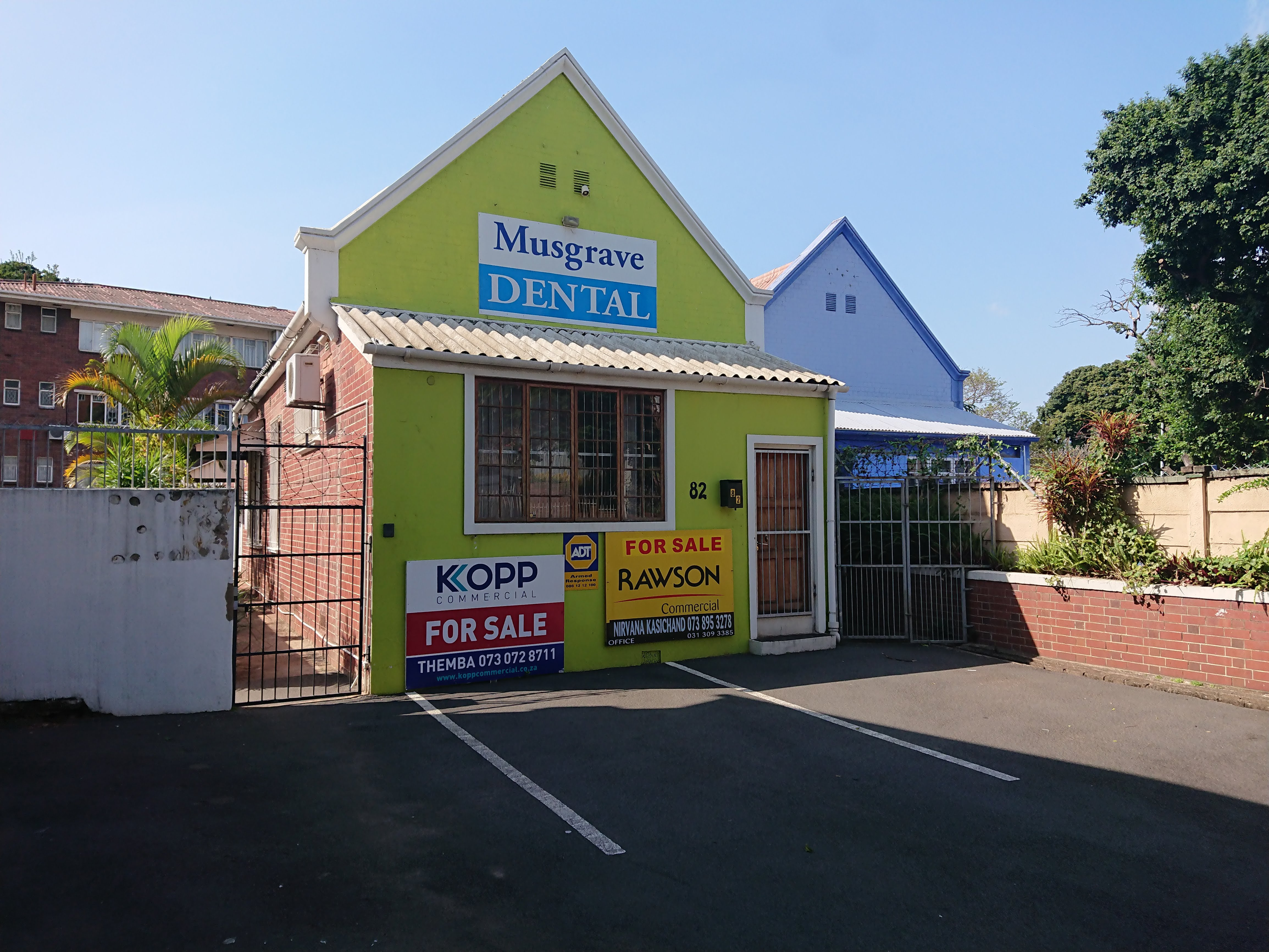 COMMERCIAL FOR SALE DURBAN
