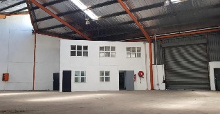 10 Beechfield, Springfield, mini factory, to let