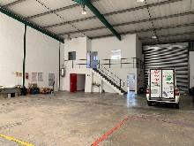 mount edgecombe industrial logistics