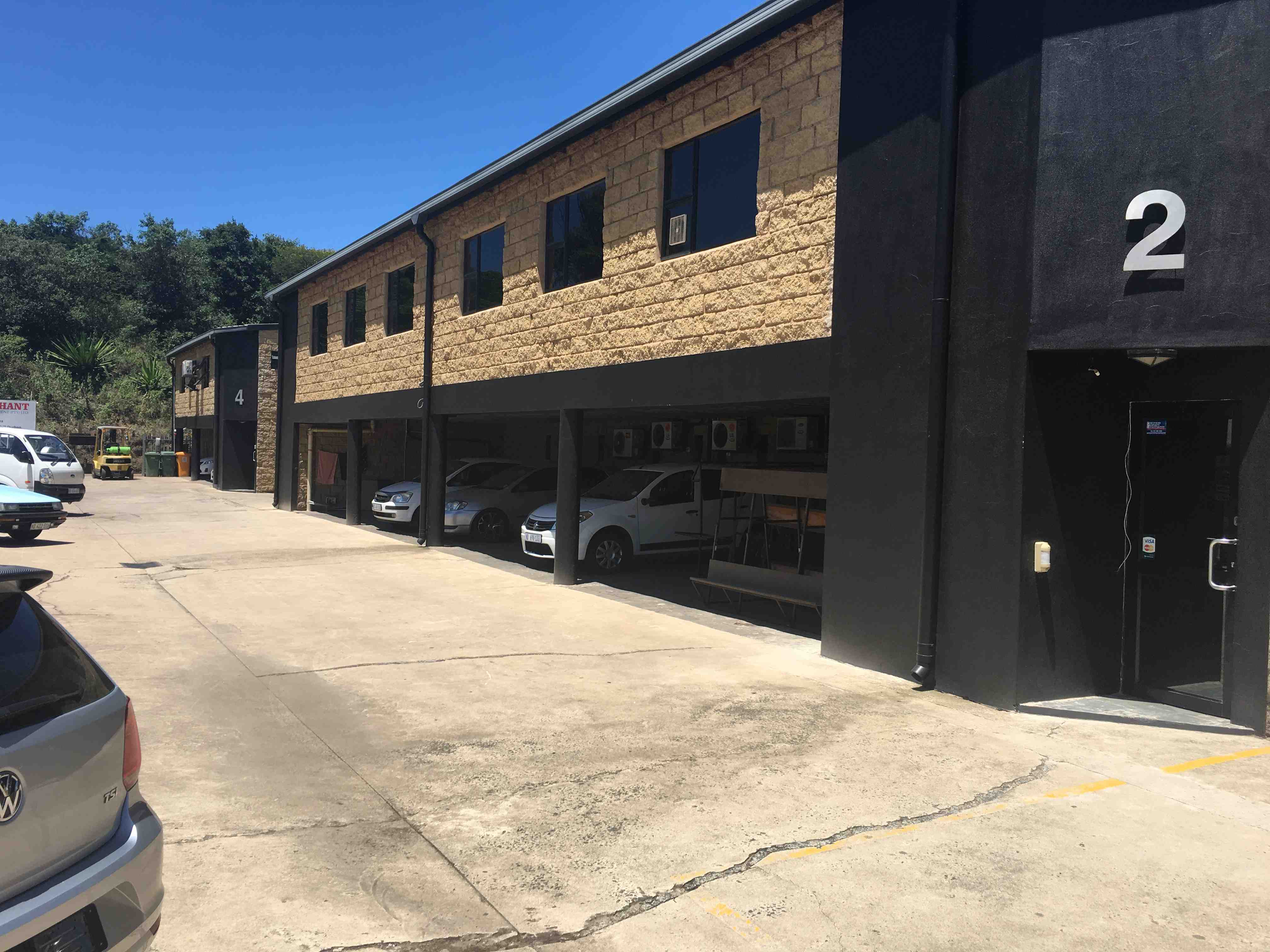 industrial property red hill