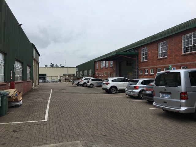 512m2 Warehouse To Let in Pinetown