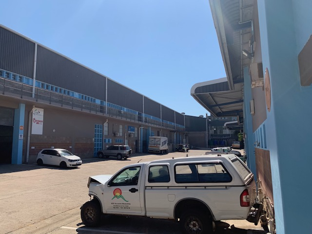 363m2 Warehouse To Let in Pinetown