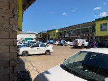 164m2 Factory To Let in Springfield