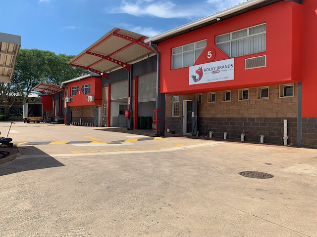 168m2 Factory To Let in Mount Edgecombe