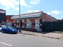 Chamberlain retail shop for sale