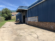 1000m² warehouse