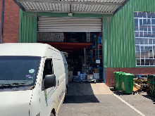 1050m2 Warehouse To Let in New Germany