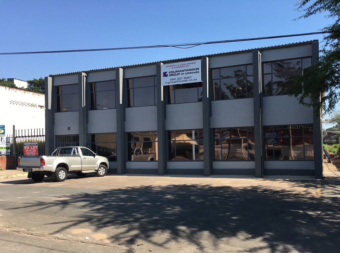 1265m2 Warehouse FOR SALE in Pinetown