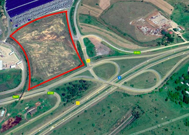 Land for sale Camperdown west
