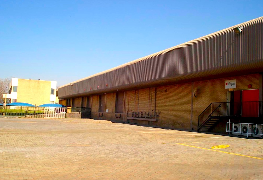 Boksburg to let rental warehouse yard space secure prk