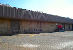 Boksburg to let rental warehouse yard space secure park