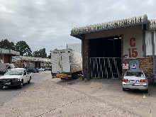 925m2 Warehouse To Let in Westmead