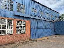 678m2 Warehouse To Let in Pinetown