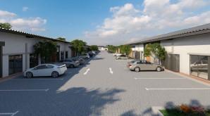 191m2 Warehouse FOR SALE in Cornubia