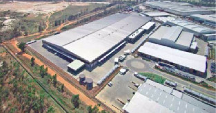 46000m2 Warehouse To Let in JHB