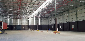 Theses two-facilities form part of a larger property which has a tenanted warehouse of approximately 12,600sqm. The first of the vacant facilities is approximately 3,000sqm and the second vacant warehouse is approximately 4,500sqm.  There is an opportunity to lease the full site which is approximately 20,000sqm, collectively.  Property Extent: 38,000sqm Existing Warehouse (C): 12,600sqm / 9m Height (tenanted)  New Unit A: 3000sqm New Unit B: 4500sqm  New Warehouse Height: 12m Roof: Steel Sheeting Sprinklers: Yes, pump & tanks Yard Area: Common Docks: Warehouse A - Two Warehouse B - None - Ramp Existing – Eight  Rollershutter Doors: Warehouse A - Three Warehouse B - One Existing Warehouse – Six  Office Size/Ablutions: Warehouse A - 200sqm Warehouse B - 200sqm Existing - 250sqm  Power: 250AMPS Floor Loading: 8-10t/m2 Yard Loading: 8-10t/m2  Asking Rental: R55/m2