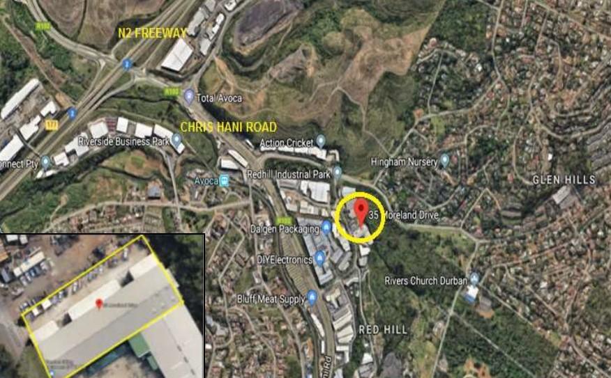 Industrial for sale in Glen Anil