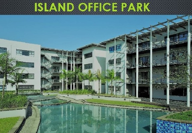 Island Office Park to let