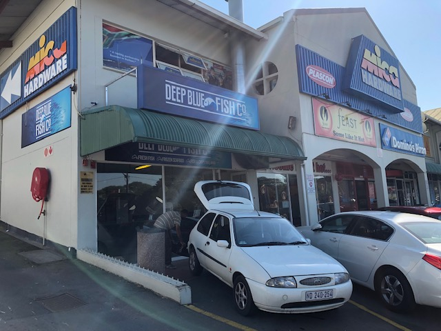 124m2 Retail shop To Let in Durban North
