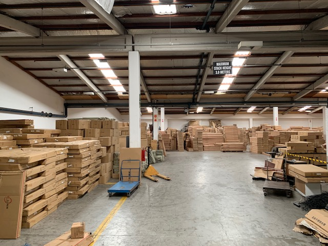 1724m2 Warehouse For Sale in New Germany