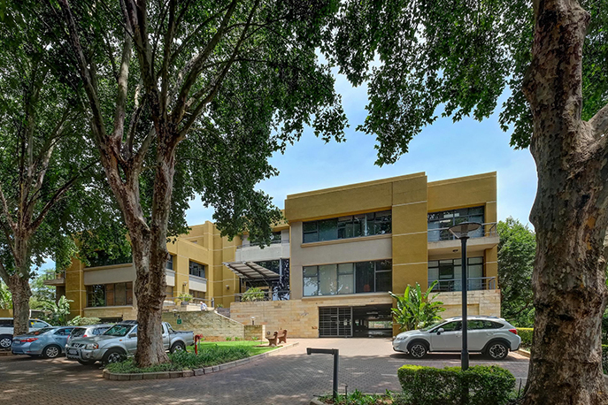 Office to rent Parktown,Johannesbur