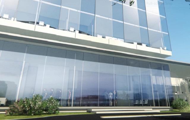 Office redevelopment Rosebank Johannesbur