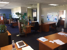 La Lucia office to rent