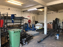 3507m2 Warehouse & Yard For Sale in New Germa