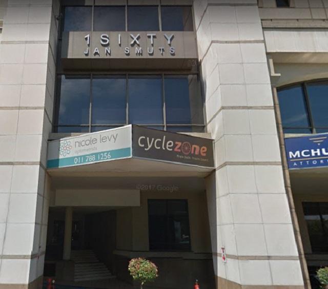 Offices to rent Rosebank Johannesburg