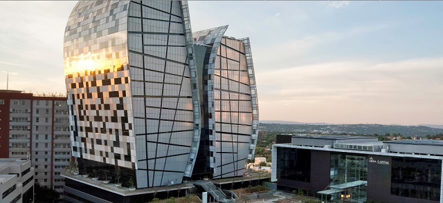 Sandton offices to rent