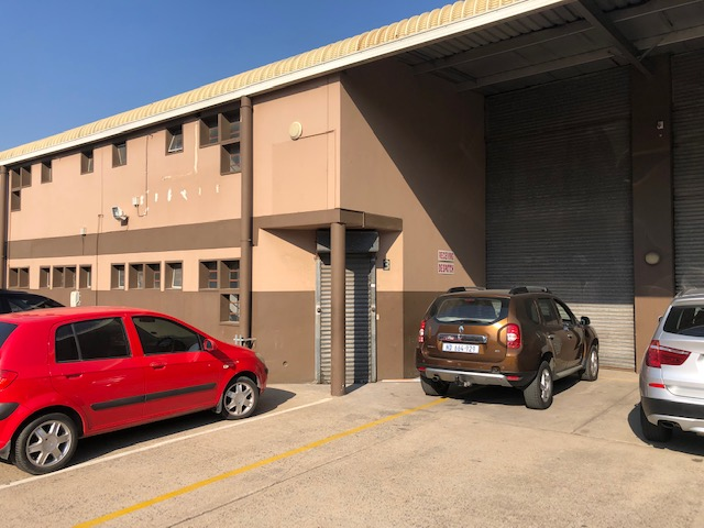 205m2 Factory To Let in Springfield