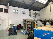 414m2 Warehouse For Sale in Maxmead