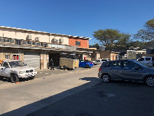 83m2 Factory To Let in Briardene