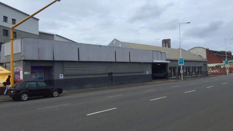 durban for sale to let central warehouse factory shop