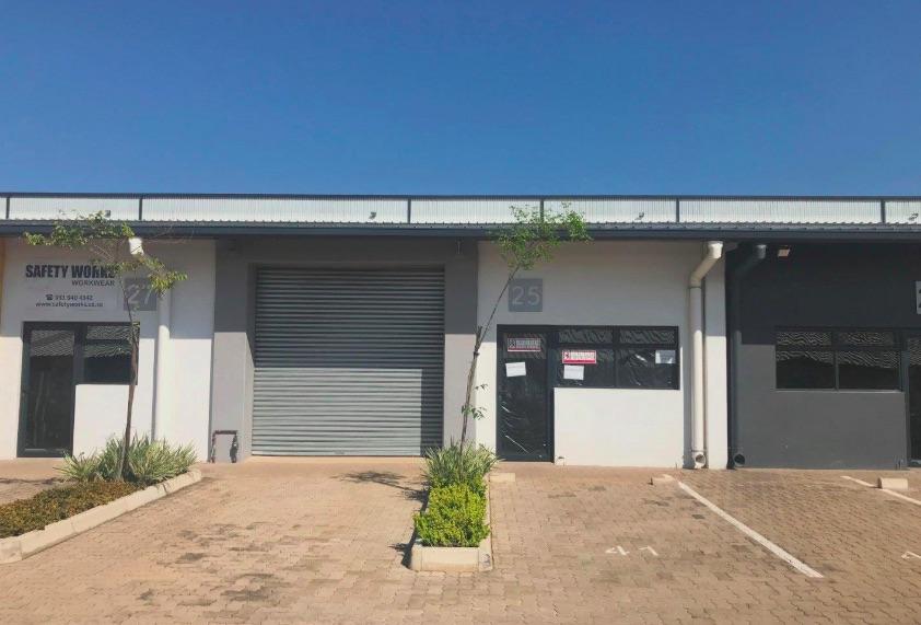 163m2 Warehouse For Sale in Cornubia