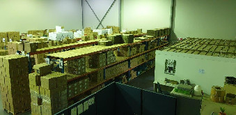 540m2 Warehouse To Let in Riverhorse