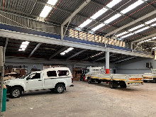 1724m2 Warehouse To Let in New Germany