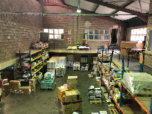 1317m2 Warehouse To Let in Westmead