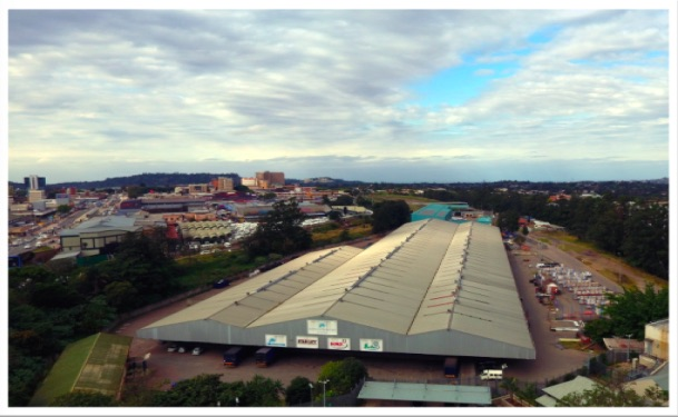 16427m2 Warehouse To Let in Pinetown